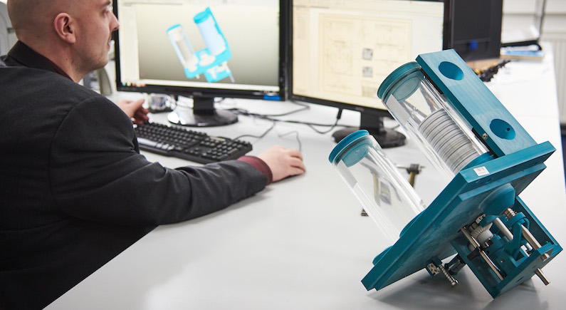 Füllner & Partner Produktentwicklung CAD