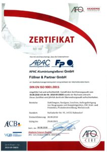 ISO9001:2015